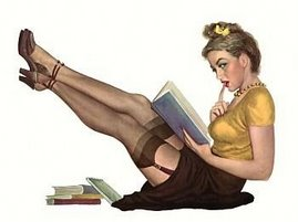 book-whore-pin-up